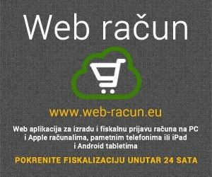 Web racun Finder mali